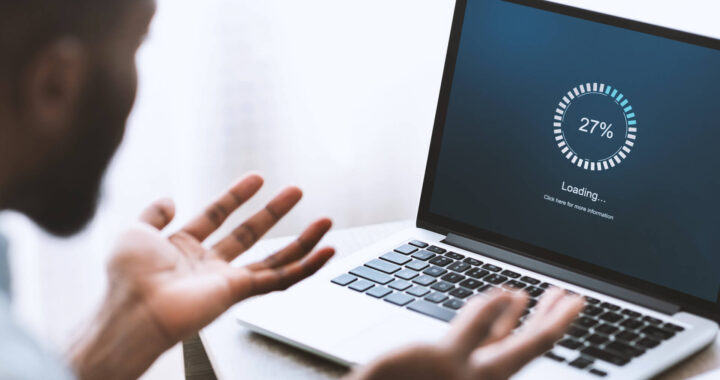 Apple Computer Broken & Needs Repair